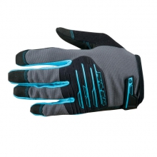 Summit Full Finger Cycling Glove - Unisex - Ecru In Size by Pearl Izumi