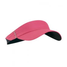 Fly Run Visor - Women's - Honeysuckle/Shadow