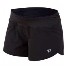 Fly Split 31/2in. Short - Women's - Black In Size: Large