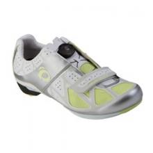 Race Road III Cycling Shoe - Women's - White/Silver In Size: 38.5