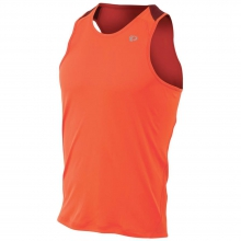 Fly Singlet Mens - Mandarin Red M