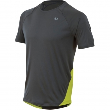 Fly Short Sleeve  Mens - Shadow Grey L by Pearl Izumi