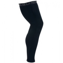 ELITE Thermal Leg Warmer - Black In Size