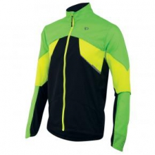 - Fly Jacket - medium - Screaming Green/ Screaming Yellow