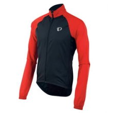 ELITE Barrier Wind Jacket - Men's - True Red/Black In Size: Medium