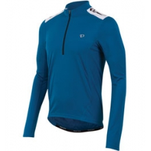 Quest LS Cycling Jersey - Men's - Mykonos Blue In Size: Large