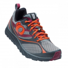 - Mens Em Trail M2 - 12.5 - Shadow Grey/Spicy Orange by Pearl Izumi