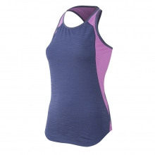 Pear Izumi - W Flash Singlet - x-small - Deep Indigo/Iris Orchid