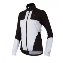Elite Barrier Jacket - Women's - Black/White In Size: Medium by Pearl Izumi