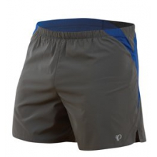 Fly Run 5in. Short - Men's - Shadow Grey/Limoges In Size: Large