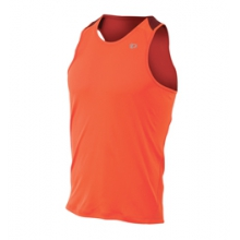 Fly Run Singlet - Men's - Mandarin Red In Size: Extra Large