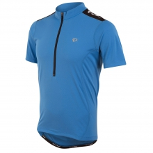 Quest Cycling Jersey - Men's - Mykonos Blue In Size: Medium by Pearl Izumi