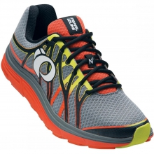 EM Road N3 Shoe Mens - Black / Spicy Orang 10 by Pearl Izumi