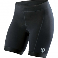 - W SelectPursuit Tri Short - x-small - Black/Aqua Mint by Pearl Izumi
