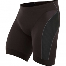 - Elite Pursuit Tri Short - x-large - Black/Lime Punch by Pearl Izumi