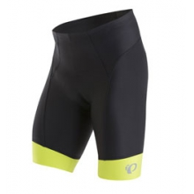 ELITE In-R-Cool Short - Men's - Black/Lime Punch In Size: Extra Large by Pearl Izumi