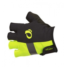 ELITE Gel Cycling Glove - Men's - Screaming Yellow/Black In Size: Medium