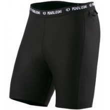 Padded Liner Short - Men - Black In Size: Small by Pearl Izumi
