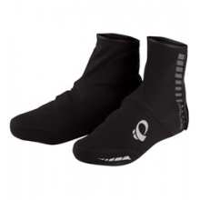Elite Softshell Cycling Shoe Cover - Black In Size