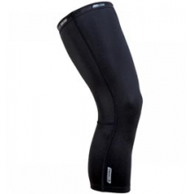 ELITE Thermal Knee Warmer - Black In Size: Extra Large
