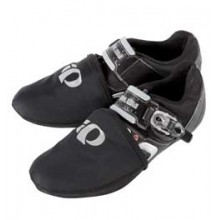 ELITE Thermal Road Cycling Toe Shoe Cover - Black In Size in Pocatello, ID