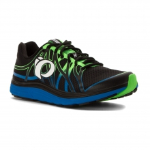 - Mens EM Road N 3 - 12 - Black/Fountain Blue by Pearl Izumi