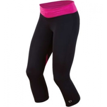 Fly 3/4 Tight - Women's - Black/Raspberry Rose In Size: Small