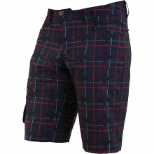 Men's Canyon Plaid 12 Inch Short