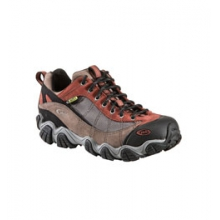 Firebrand II BDRY Waterproof Hiking Shoe - Men's - Earth In Size by Oboz