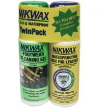Aqueous Footwear Waterproofing Care Kit by Nikwax
