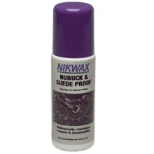 Nubuck & Suede Waterproofing by Nikwax