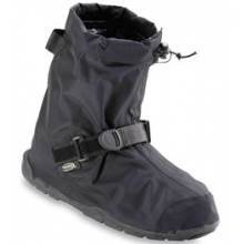 N.E.O.S Superlite Series Villager Overshoes - Black In Size by Neos