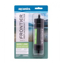 Aquamira Frontier Bottle Filter 100 - Green - Green by McNett
