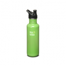 Classic Bottle SportCap Be Green 27oz
