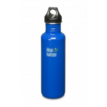 Classic Stainless 27 oz. Steel Water Bottle Loop Top