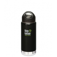 16oz Kanteen Wide Insulated Black Eclips