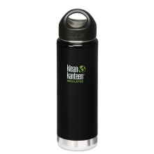 20oz Kanteen Wide Insulated Black Eclips