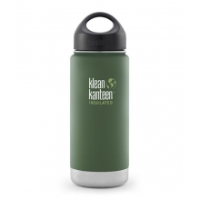 - 16oz Kanteen Wide Insulated w/ Loop Cap by Klean Kanteen