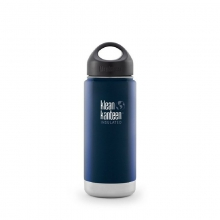 Vacuum Insulated Wide 16oz Water Bottle with Loop