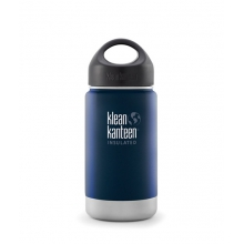 - 12oz Kanteen Wide Insulated w/ Loop Cap by Klean Kanteen