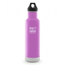- 20oz Classic Vacuum Insulated w/ Loop Ca by Klean Kanteen