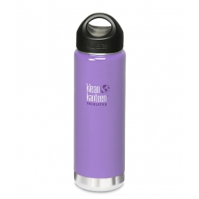 - KK Wide Insulated 20oz Lavender by Klean Kanteen