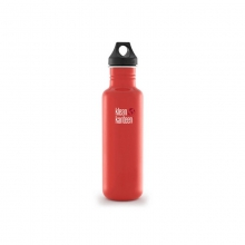27oz Classic Kanteen with Loop Cap by Klean Kanteen