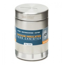 16 oz Vacuum Insulated Food Canister - Stainless by Klean Kanteen