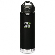 20oz Wide Vacuum Insulated Water Bottle 2016 by Klean Kanteen