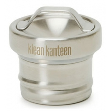 Kleen Kanteen All Stainless Loop Cap - Brushed Stainless by Klean Kanteen