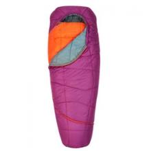 Women's Tru.Comfort 20 Degree Sleeping Bag - In Size: Regular Length/Right Side Zipper by Kelty