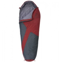 Mistral 20 Degree Sleeping Bag - In Size: Long Length/Right Side Zipper by Kelty