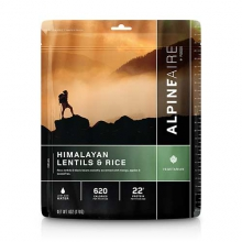 AlpineAire Himalayan Lentils Rice by Katadyn