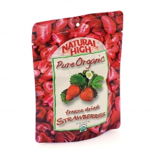 AlpineAire Organic Strawberries